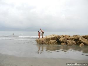 Rocks Beach Cartagena