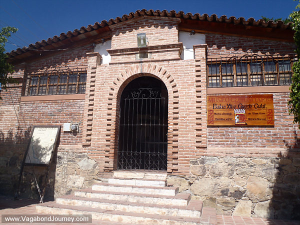 Rug museum teotitlan