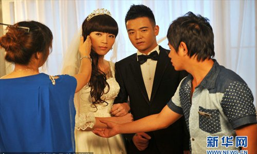 same sex marriage in China