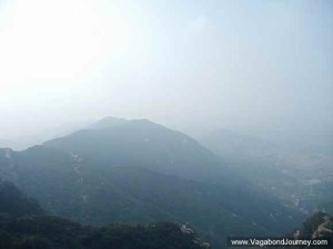Summit Huaguoshan