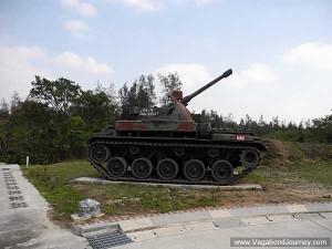 Bear of Kinmen tank