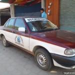 Taxi Cab Mexico