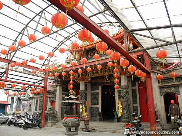 Religion in Kinmen, Taiwan post image