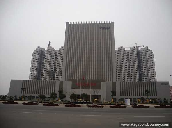 xinyang-ghost-city